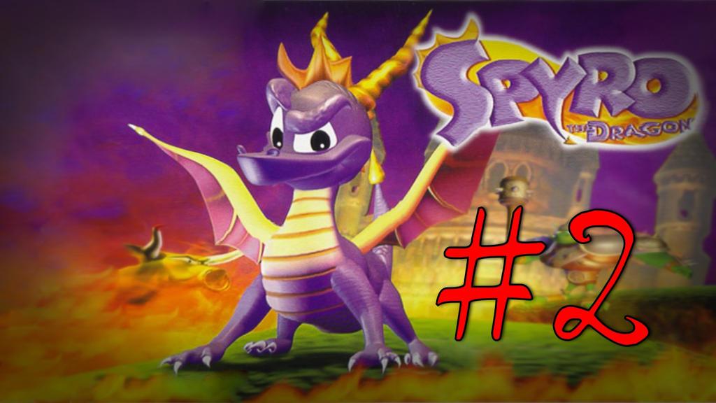I Hate Sunny Flight! - Let's Play Spyro The Dragon by ChristianDragoon