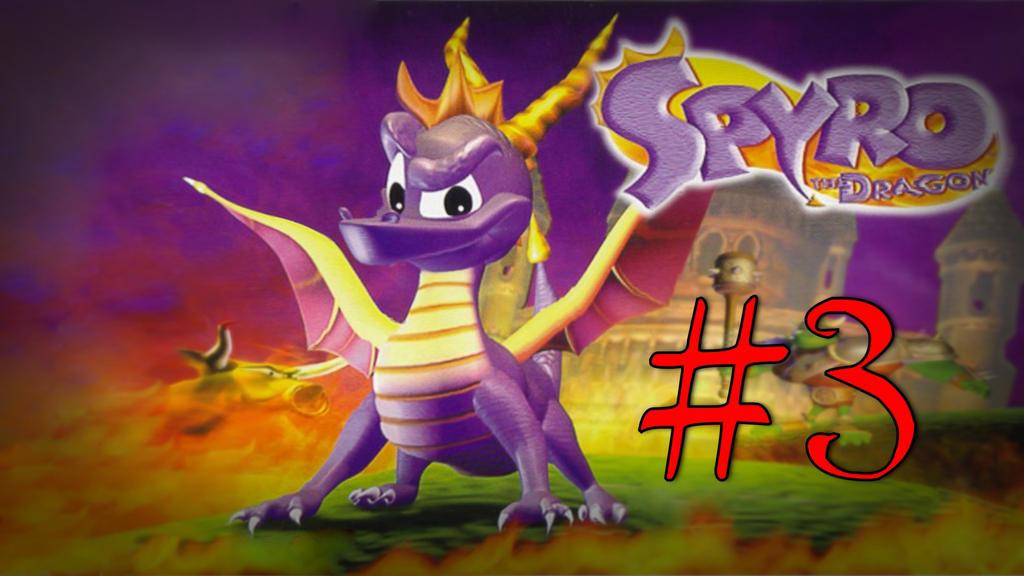 Sheep Boss? Let's Play Spyro The Dragon Part 3 by ChristianDragoon