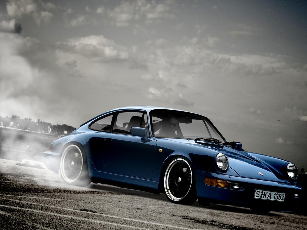 Porsche 964 Burnout V2 By AmirDeilami On DeviantArt