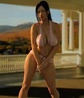 Sabby Alaiyna Genesis 2 by 3DXArt