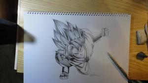 Dragon Ball Super - Goku Saiyajin God Part 5/5