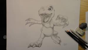 Agumon - Digimon part 4/4