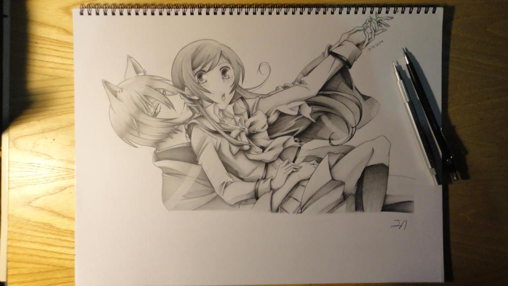 Kamisama Hajimemashita - Tomoe + Nanami part 3/3 by Legendary8559