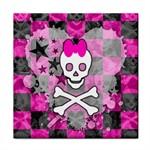 Girly Skull and Bones by artamatikrose