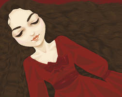 Rosebud, even by Dredsina