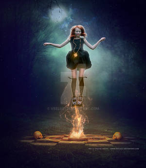 The Young Witch - A Night of Spells