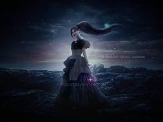 Lighting through the night by Veelu21