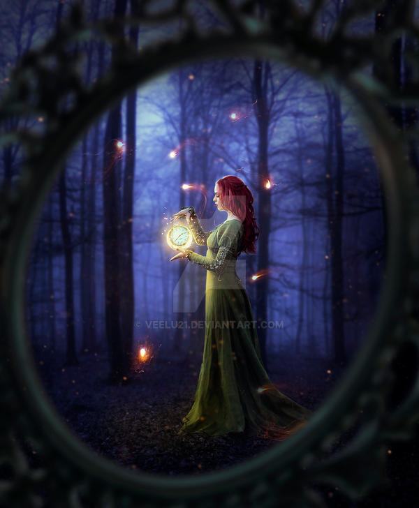 Magic Time by Veelu21