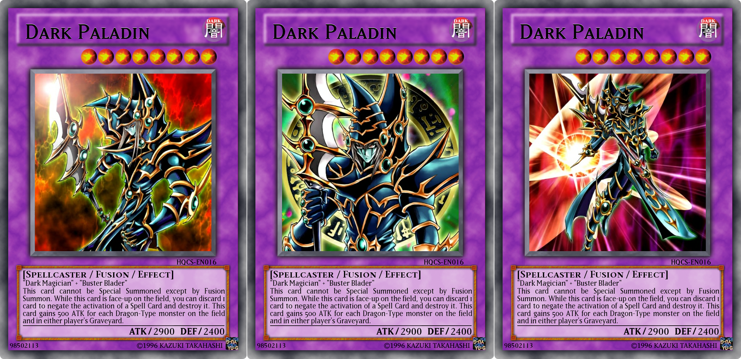 HQ Card - Dark Paladin by BT-YGOYugioh Dark Paladin Wallpaper
