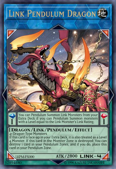 Dragon Link Monsters