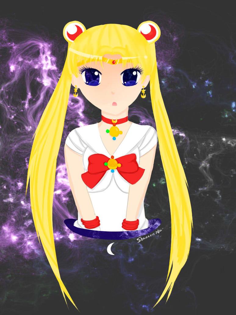 Moon Power! by Kanigye