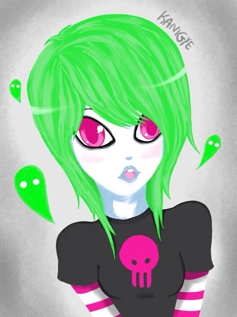 Punk Princess by Kanigye