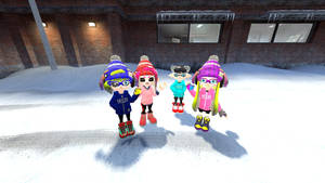 [splatoon,gmod] winter time!