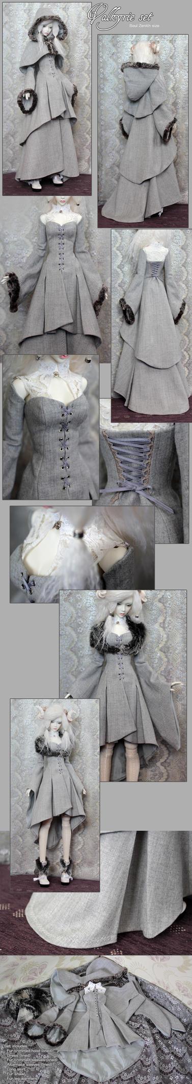 Sigrun's Valkyrie Set by yenna-photo