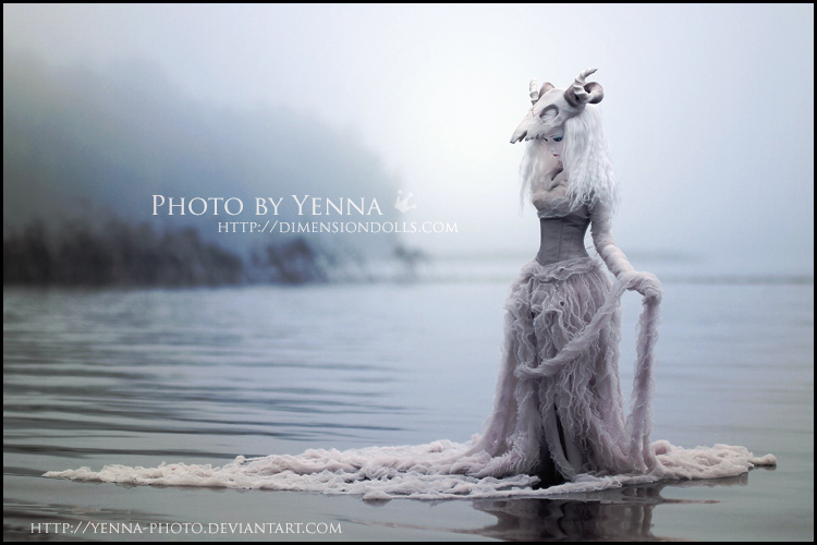 From the Fog by yenna-photo