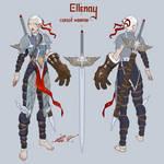 Ellenay reference by Leo-V