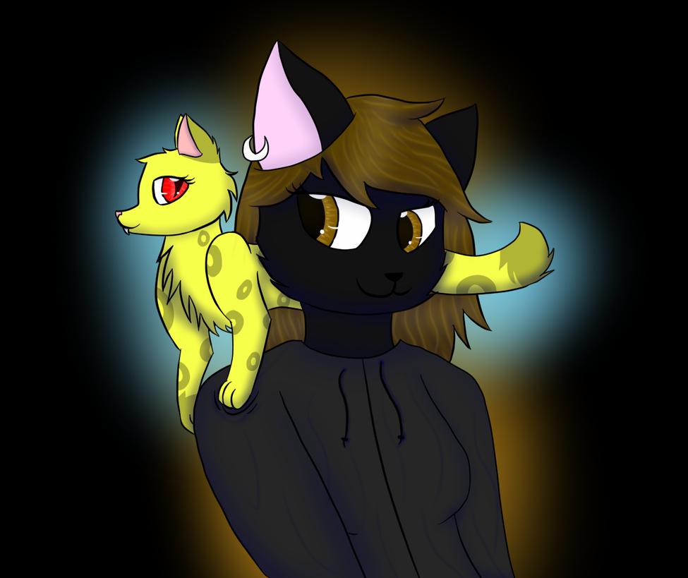 A Tiny Friend by VampiricLepara