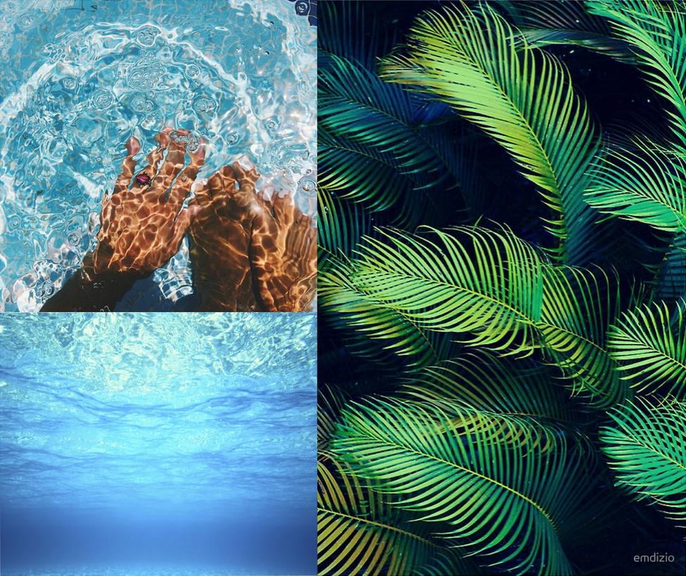 Aesthetics adopt 30 -closed- (Tropical Waters) by VampiricLepara