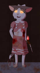 Little Sister YCH - Lenore by VampiricLepara