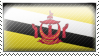 Brunei stamp by Myou-kun