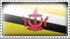 Brunei stamp by Myou-kun