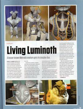 Living Luminoth