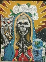 La Santa Muerte: La Dama Poderosa