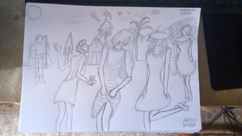 African Dancers by Leko2