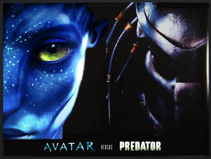 Lineup pick - Page 22 Avatar_vs_predator_by_velgarn-d318vds