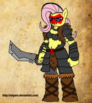 Orcish Fluttershy
