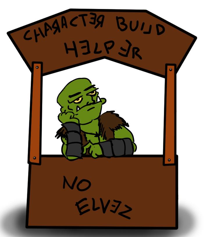 Character Build Helper by Velgarn