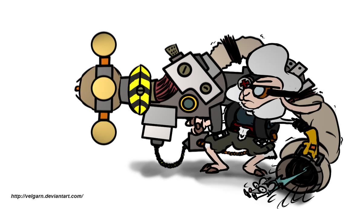 Shokk Attack Bellwether [Color] by Velgarn