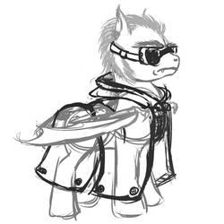 Klagelied Quick Sketch by Velgarn
