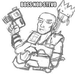 Boss Nob Stevo by Velgarn