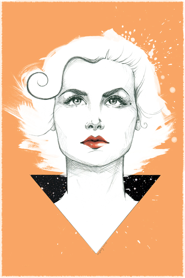 Audrey Horne - Twin Peaks by cryssy