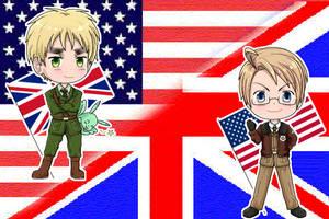 EnglandxAmerica Flele by Cat101495