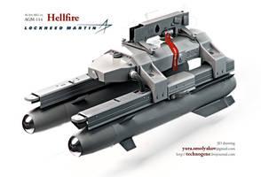 Hellfire missile system by technogene