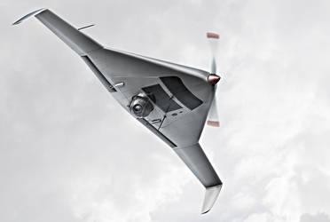 Sparrow: VTOL Surveillance UAV