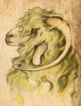 Le bouc bouclette - Goat