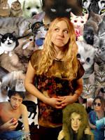 Power of cats by HeYaA