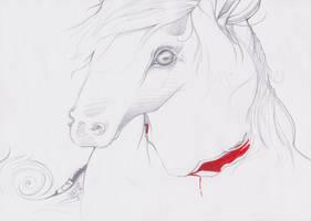 Les chevaux presque sans tetes2 by HeYaA