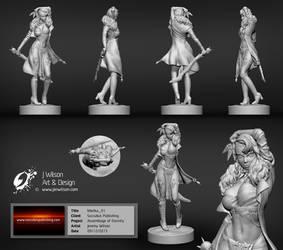 Marika Character sheet by jerwilson
