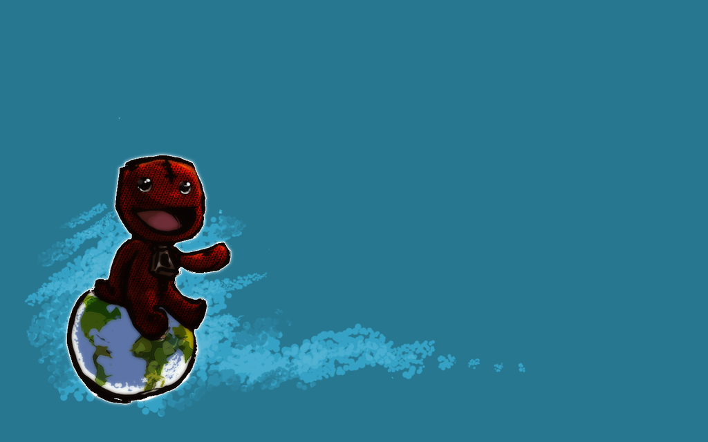 littlebigplanet wallpaper by kilo monster on deviantart