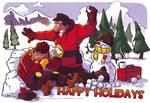 Happy Helmet Holidays
