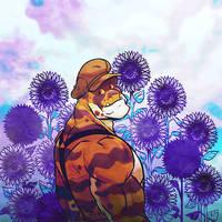 Sunflower Sanctuary by Kilo-Monster