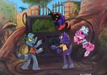 LizKids: vs. the Alien Horde