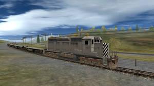 GTA SA Freight in Trainz