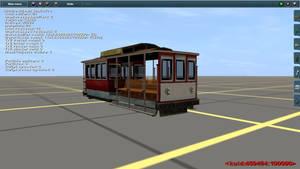 GTA to Trainz Conversions: Tram (Scenery)