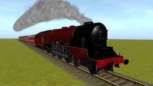 LMS 6202 in Trainz