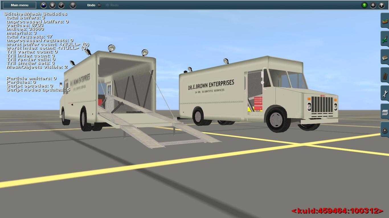 Back To The Future: Doc's Van by CaptainKman on DeviantArt